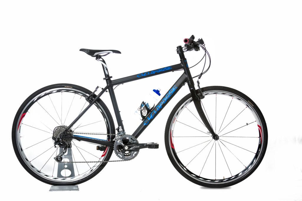 bici ibria per sfalto e sterro facile