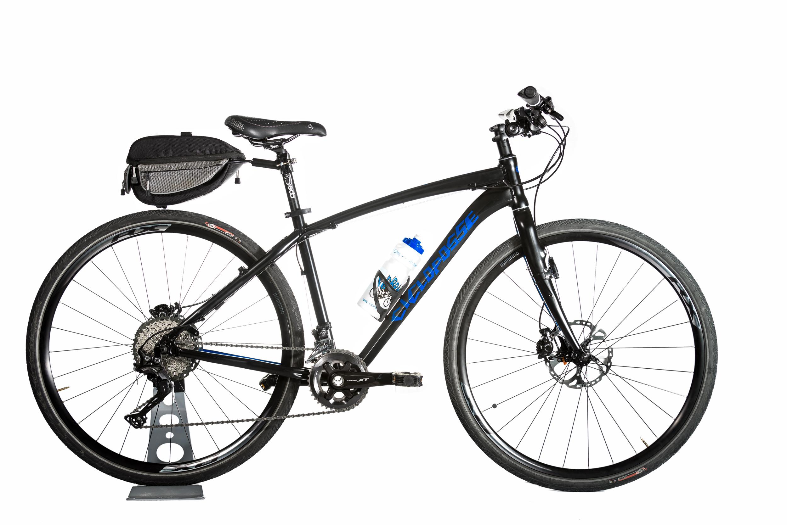bici ibrida noleggio toscana