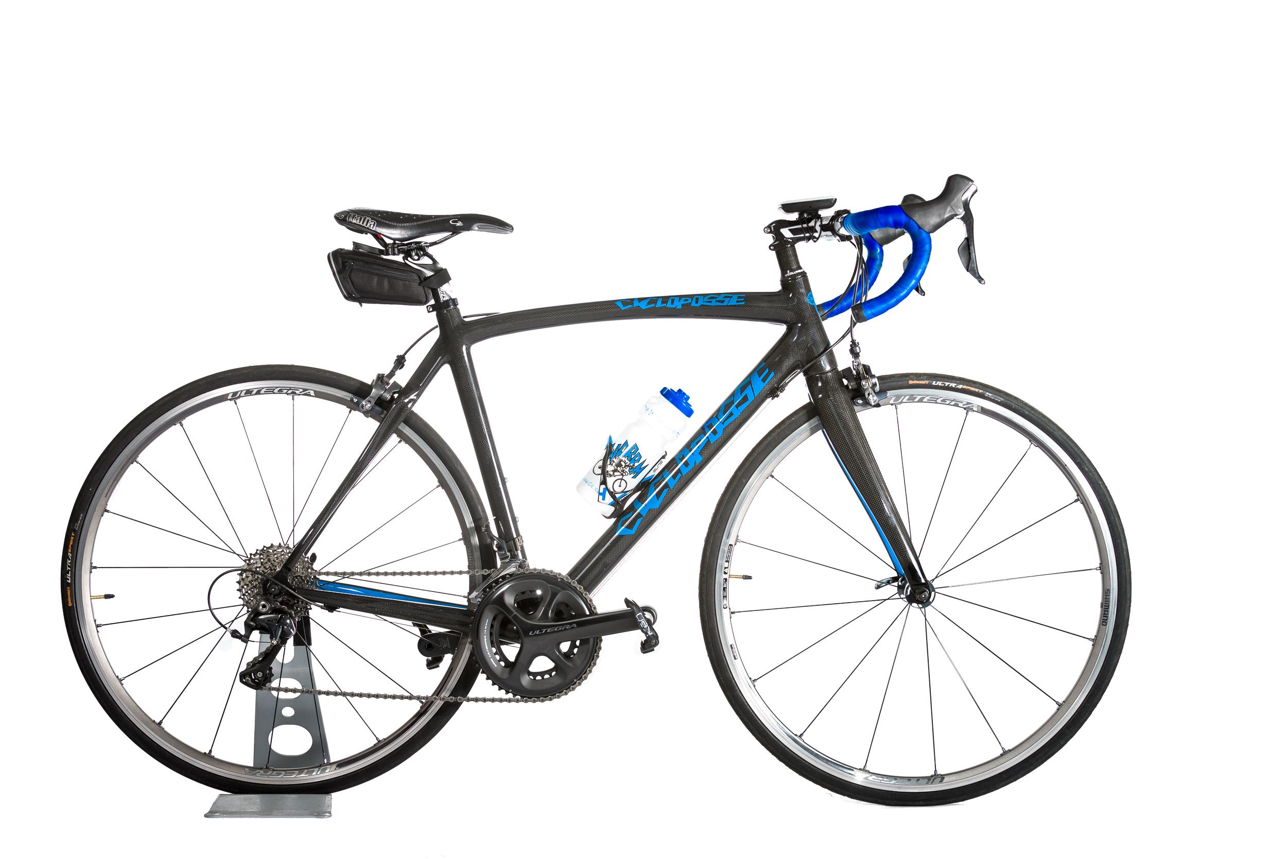 bici corsa noleggio val dorcia